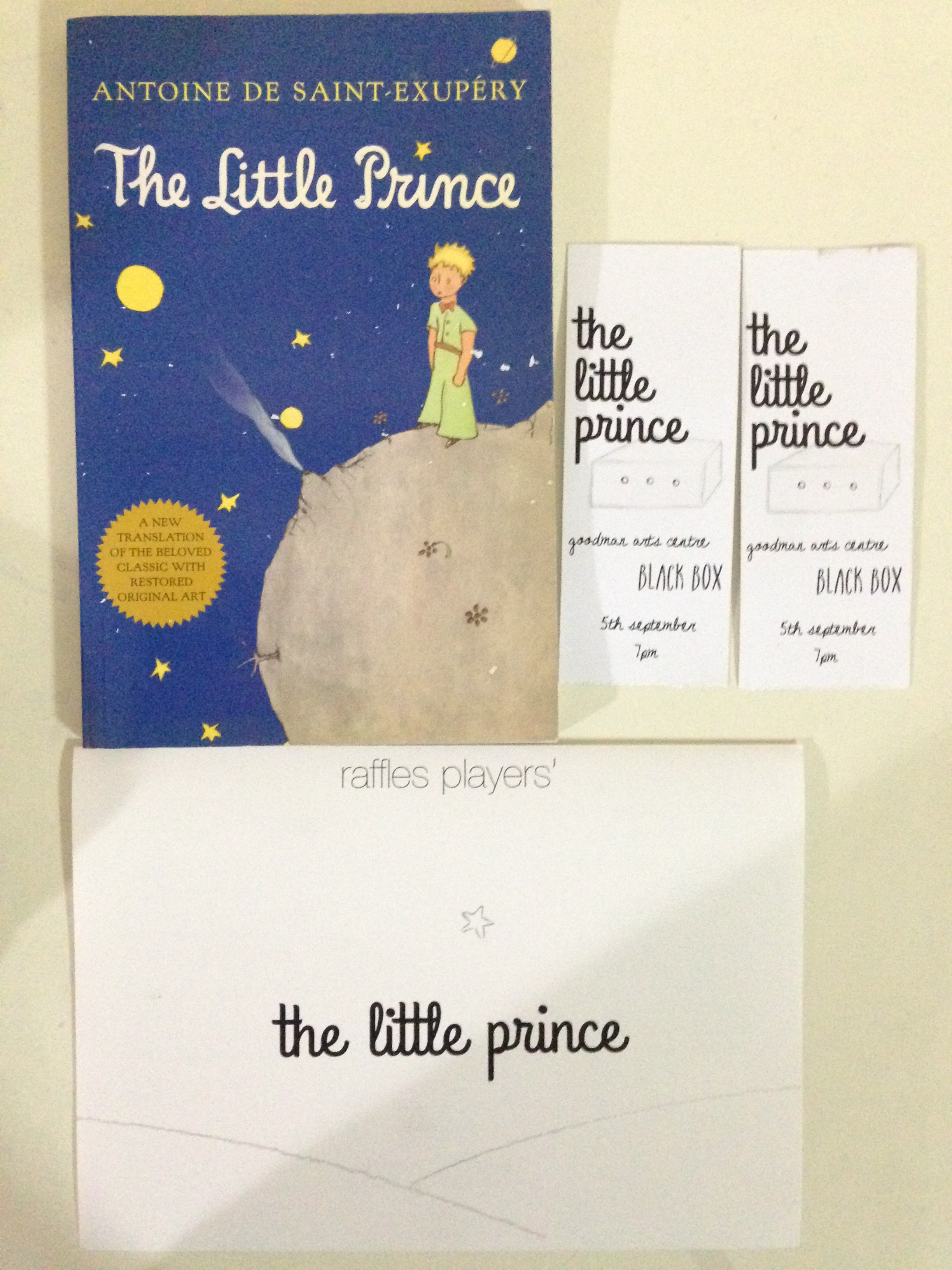 Book Review The Little Prince Lives Up To Its Reputation Marcus Goh