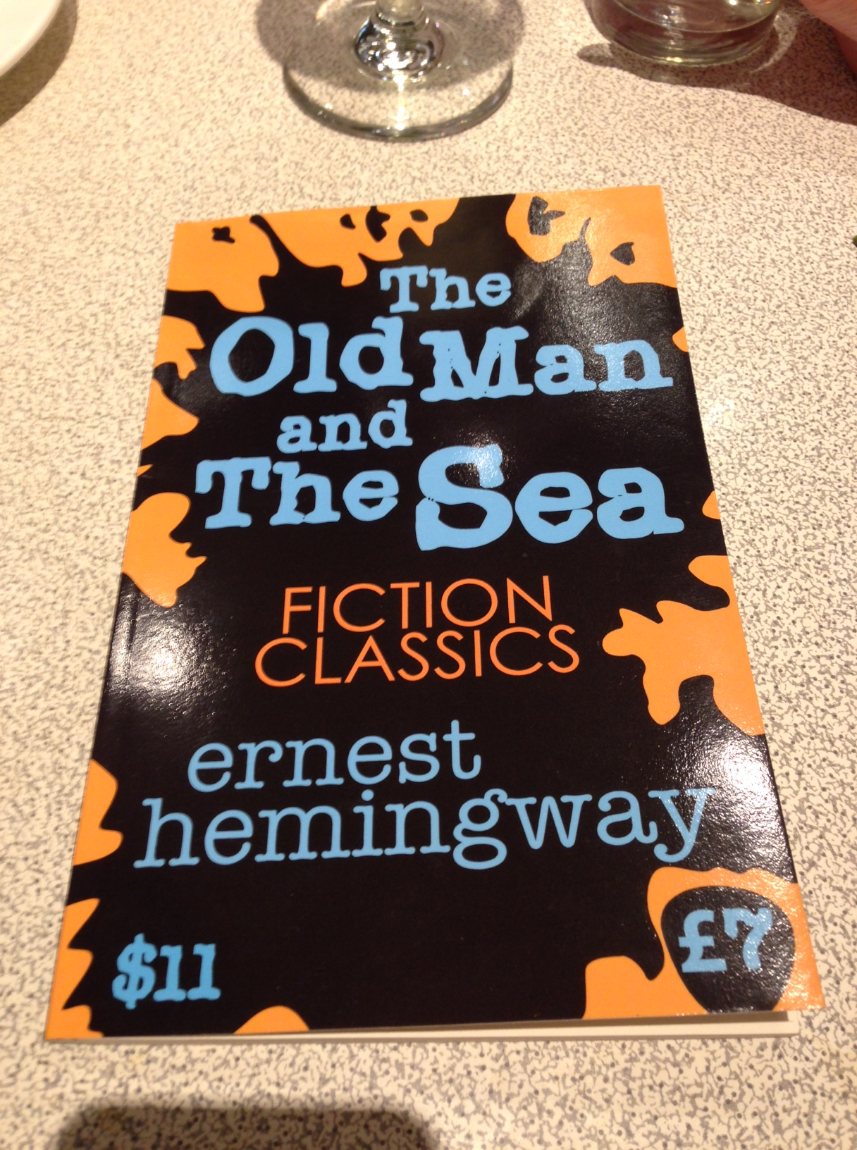 a report on the old man and the sea a short novel by ernest hemingway Hemingway on fishing  the old man and the sea  the last novel ernest hemingway saw published, the old man and the sea has proved itself to.