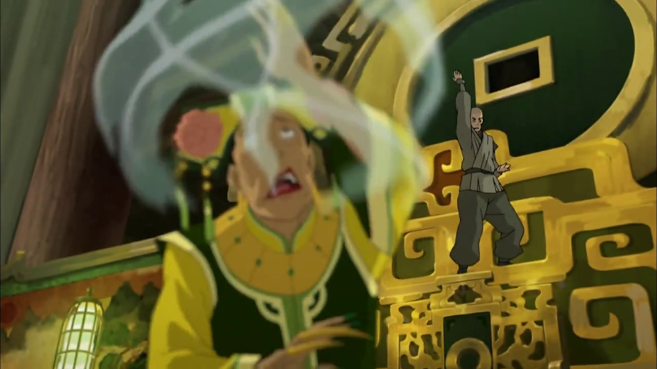 """TV Review] """"Long Live the Queen"""" – Episode 10, Season 3/Book 3 of The  Legend of Korra 