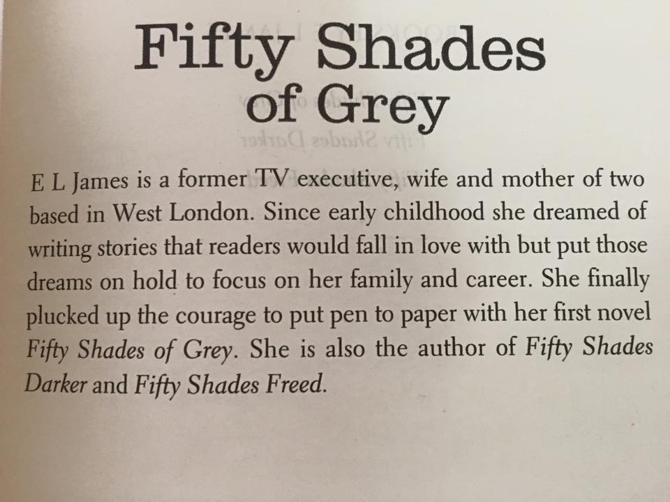 book review quot fifty shades of grey quot is one